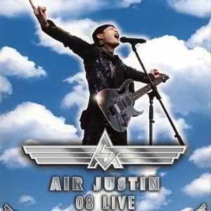 側田的專輯Air Justin 08 Live