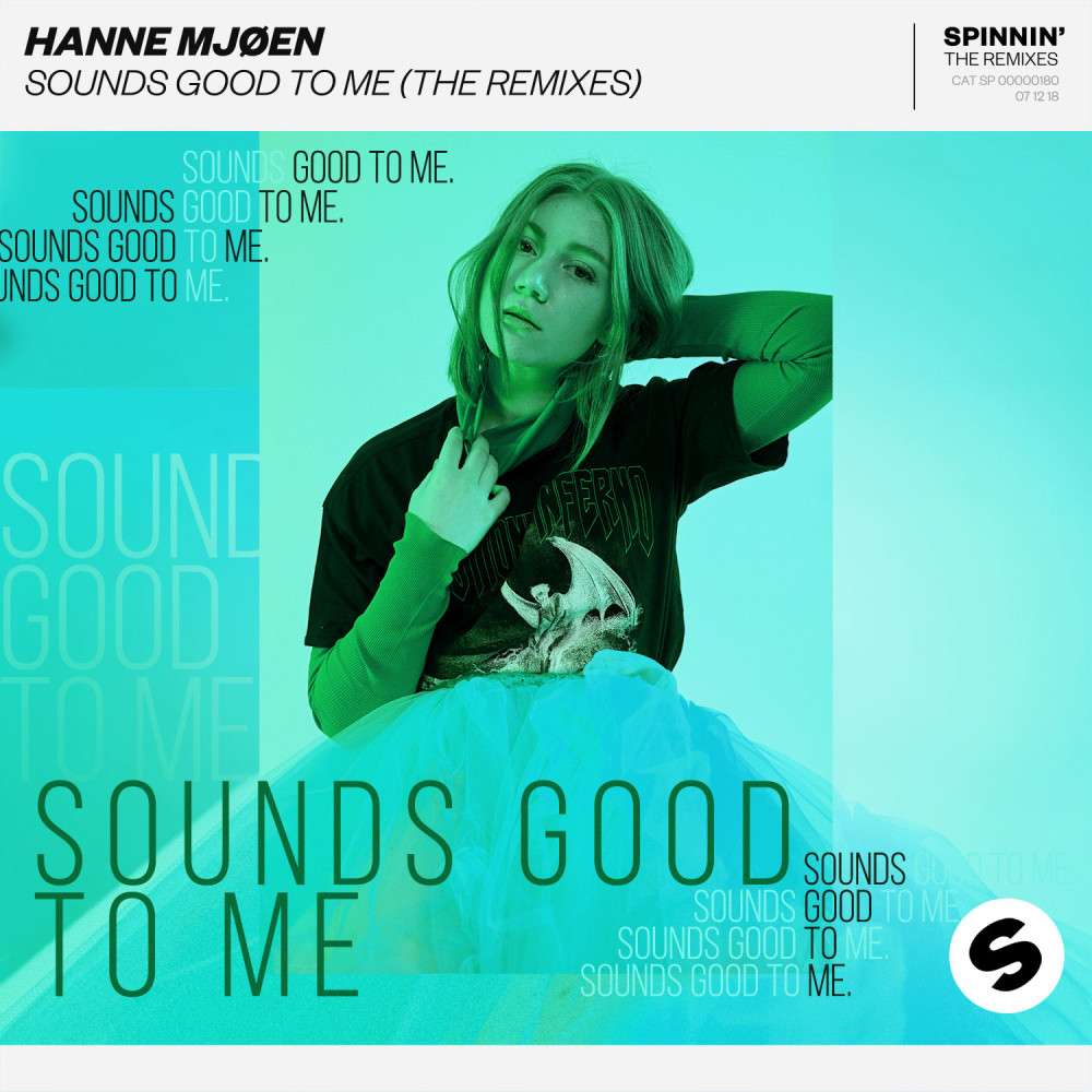 Sounds Good To Me (SHAUN Remix) 2018 Hanne Mjøen