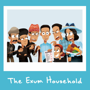 Album The Exum Household from Kyle Exum