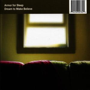 Album Dream to Make Believe from Armor For Sleep