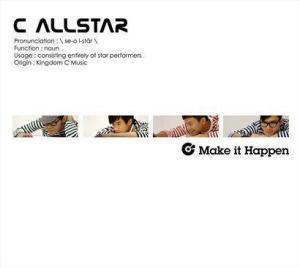 C AllStar的專輯Make It Happen