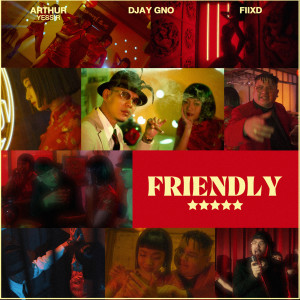 Album Friendly (Explicit) from Fiixd