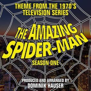 "Dominik Hauser的專輯Main Title: Season 1 (From ""The Amazing Spider-Man"")"