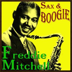 Album Sax & Boogie from Freddie Mitchell