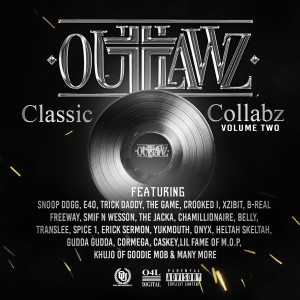 Album Classic Collabz, Vol. 2 from Outlawz