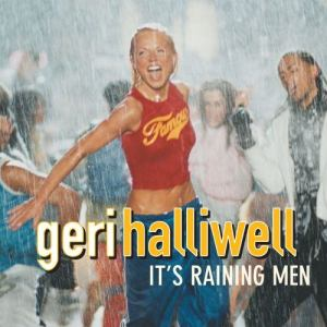 Geri Halliwell的專輯It's Raining Men