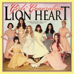อัลบัม Lion Heart - The 5th Album ศิลปิน Girls' Generation
