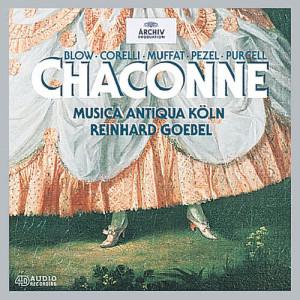 Album Chaconne from Musica Antiqua Koln