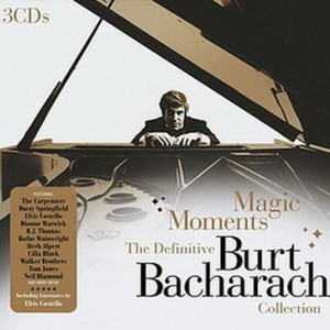 Album Magic Moments - The Definitive Burt Bacharach Collection from Various Artists