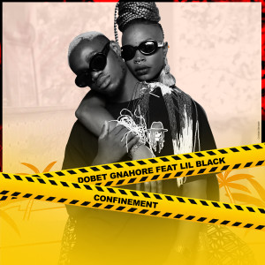 Album Confinement from Dobet Gnahoré