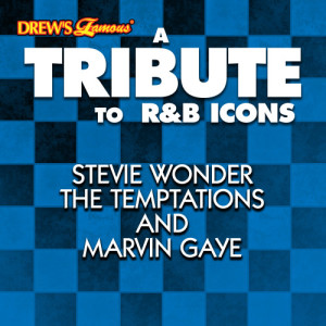 The Hit Crew的專輯A Tribute to R&B Icons Stevie Wonder, The Temptations and Marvin Gaye