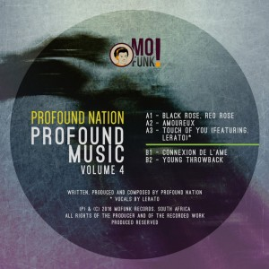 Album Profound Music, Vol. 4 from Profound Nation