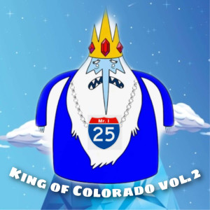 Album King of Colorado Vol.2 from MR i25