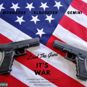 Album Load The Guns It's War (feat. Gemini) from Slaughter