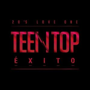 Teen Top的專輯TEEN TOP ÉXITO