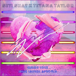 Album Gimme Love from Seyi Shay