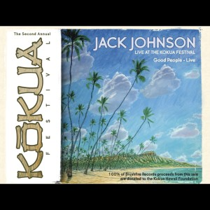 Jack Johnson的專輯Live From The Kokua Festival itunes exclusive
