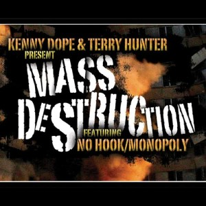 Album No Hook / Monopoly from Kenny Dope