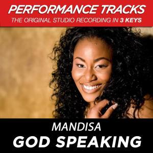 God Speaking (Performance Tracks) - EP 2009 Mandisa