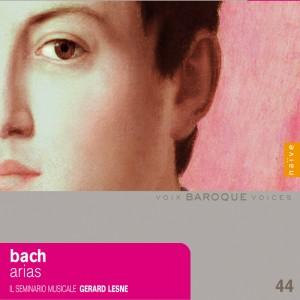Album Bach: Arias & Cantatas from Gerard Lesne