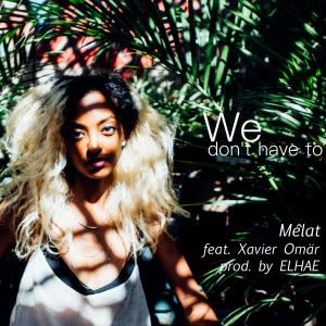 Listen to We Don't Have To song with lyrics from Mélat