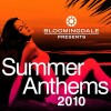 Various Artists Album Bloomingdale presents Summer Anthems 2010 Mp3 Download