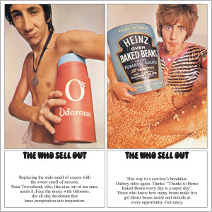 The Who的專輯The Who Sell Out (Super Deluxe)