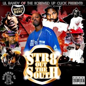 Album Str8 Out the South from Lil' Randy