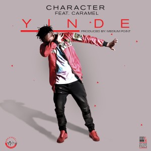 Album Yinde from Character
