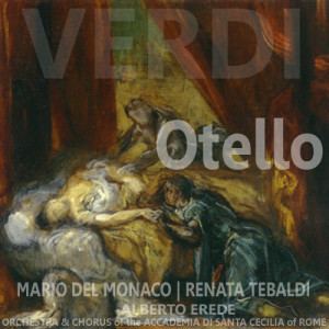 Listen to Otello: Act IV song with lyrics from Mario del Monaco