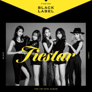Fiestar的專輯BLACK LABEL