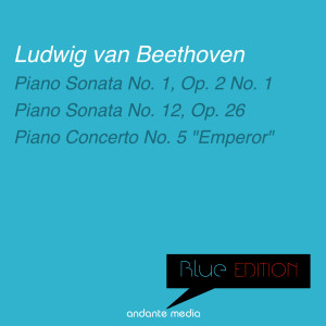 Album Blue Edition - Beethoven: Piano Sonatas Nos. 1, 12 & Piano Concerto No. 5 from Peter Toperczer
