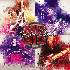 Album Live from Milan from Mr. Big