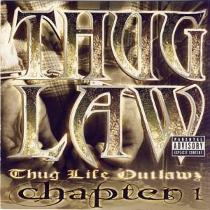 Album Thug Life Outlawz Chapter 1 from Thug Life
