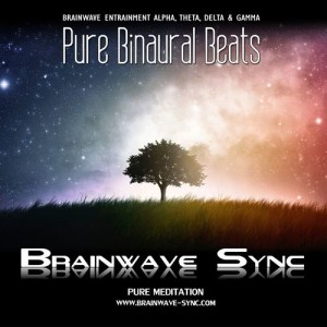 Album Pure Binaural Beats - Alpha, Theta, Gamma and Delta Brainwave Entrainment - Music for Meditation from Brainwave-Sync
