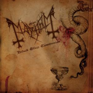 Album Black Glass Communion (Explicit) from Mayhem