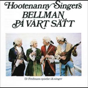 Bellman på vårt sätt 1968 Hootenanny Singers