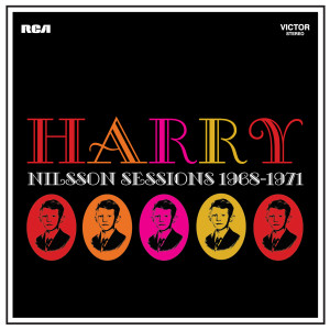 Album Nilsson Sessions 1968-1971 from Harry Nilsson