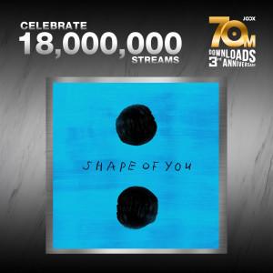 อัลบั้ม Shape of You