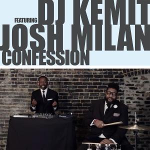 Album Confession from DJ Kemit