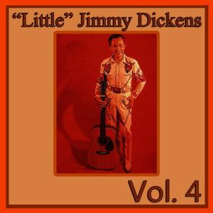 "Album ""Little"" Jimmy Dickens, Vol. 4 from Little Jimmy Dickens"