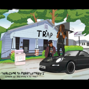 Album #Welcome to StreetLottery 2 (Hosted by Big Hookz) (Explicit) from DJ IMNIT
