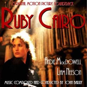 Album Ruby Cairo - Original Soundtrack Recording from Ottmar Liebert