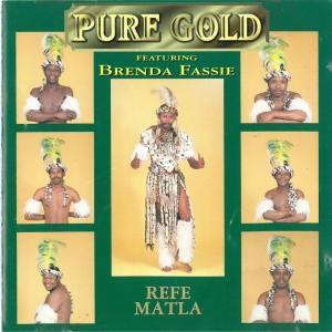 Album Refe Matla from Brenda Fassie