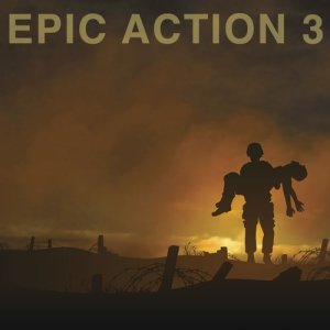 Album Epic Action, Vol. 3 from Lalela Artists