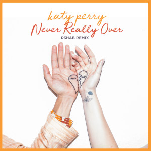 Katy Perry的專輯Never Really Over