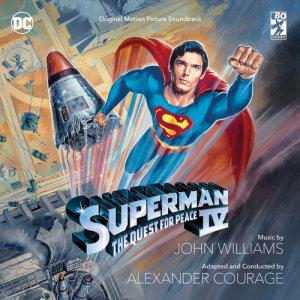 John Williams的專輯Superman IV: The Quest For Peace (Original Motion Picture Soundtrack)