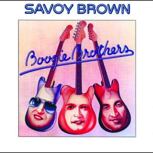 Boogie Brothers 1974 Savoy Brown