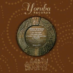 Album Voodoo Disco EP from Vince Watson