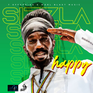 Album Happy from Sizzla